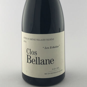 CDR Villages - Valréas Clos Bellane Les Echalas 2014 75 cl Rouge