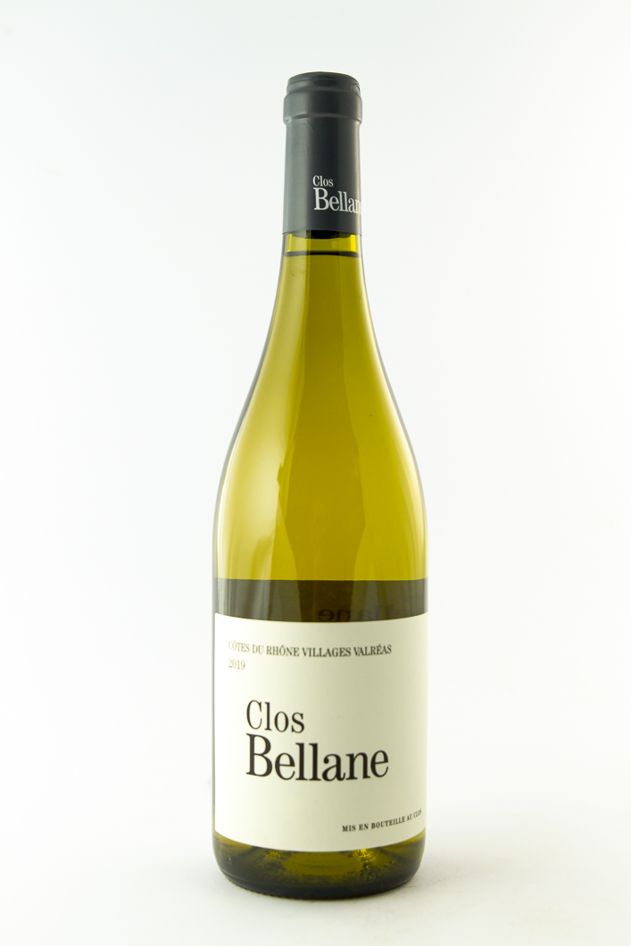 CDR Villages - Valréas Clos Bellane 2019 75 cl Blanc
