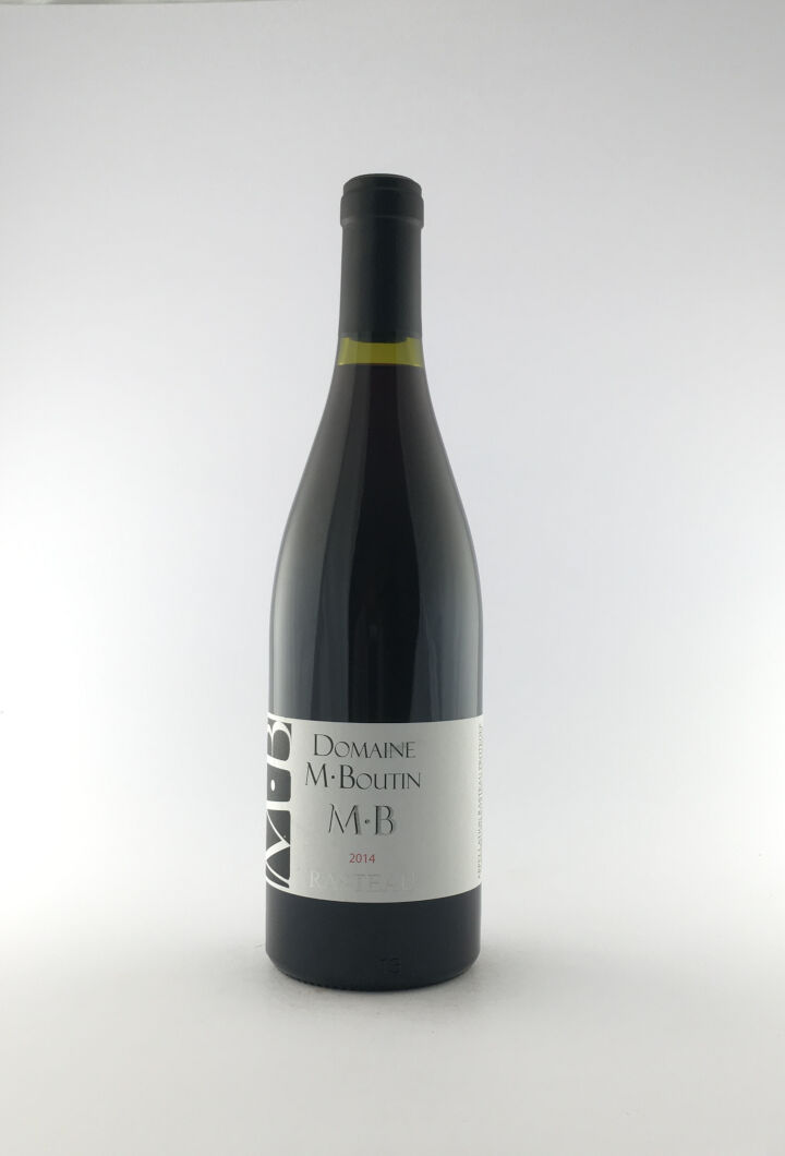 CDR Villages - Rasteau Mikael Boutin 2014 75 cl Rouge