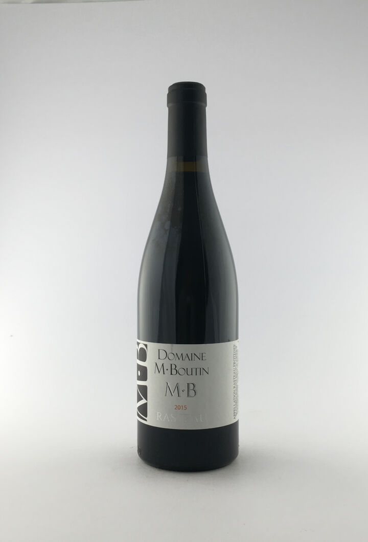 CDR Villages - Rasteau Mikael Boutin 2015 75 cl Rouge